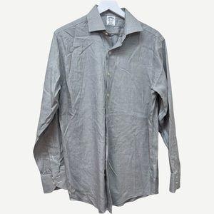 BROOKS BROTHERS Regent Men's Dress Shirt 15 1/2